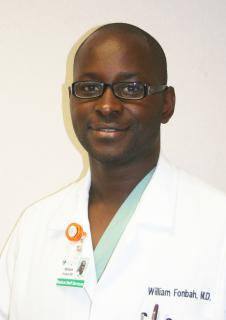 Dr  William S  Fonbah | Cardiology | UAB Medical West